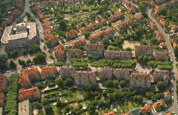 Habitat (Cité Jardin, Stains)
